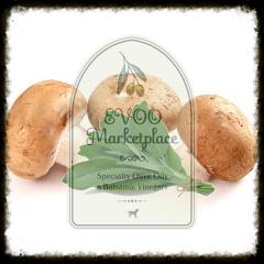 mushroom and sage olive oil