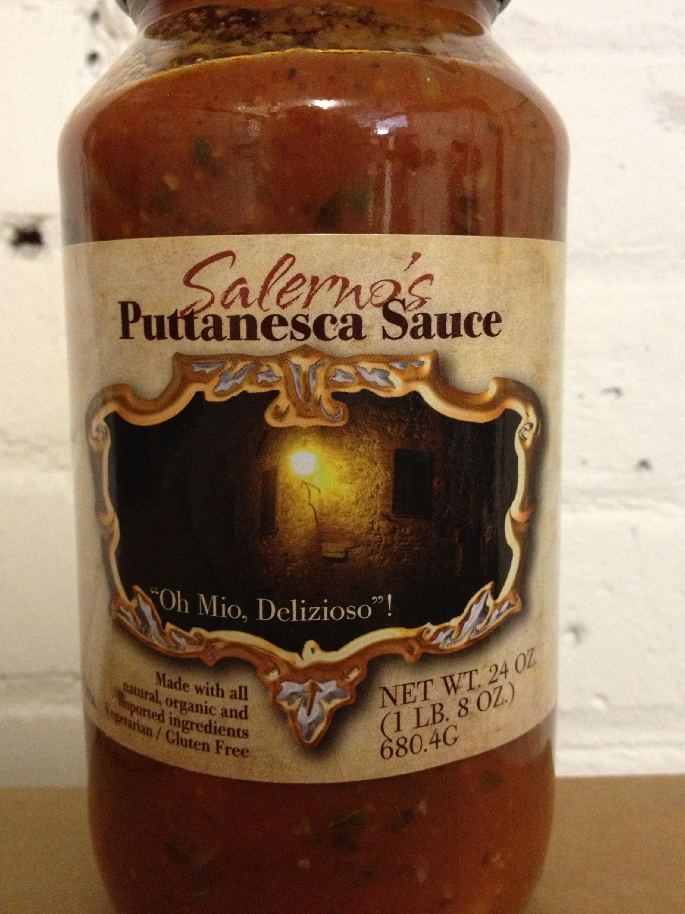 Roasted Vegetarian Puttanesca Sauce Recipes — Dishmaps