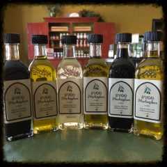 OLIVE OIL-BALSAMIC SAMPLER