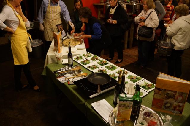 Olive Oil & Balsamic Cooking Demos-Sampling Events