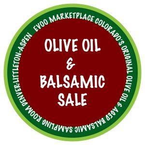 OLIVE OIL & BALSAMIC SALE