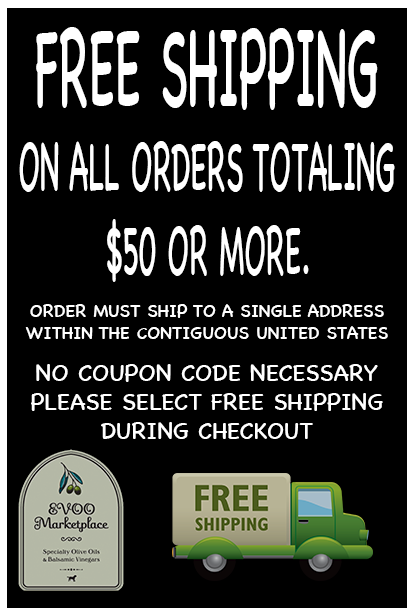 FREE SHIPPING OLIVE OIL AND BALSAMIC