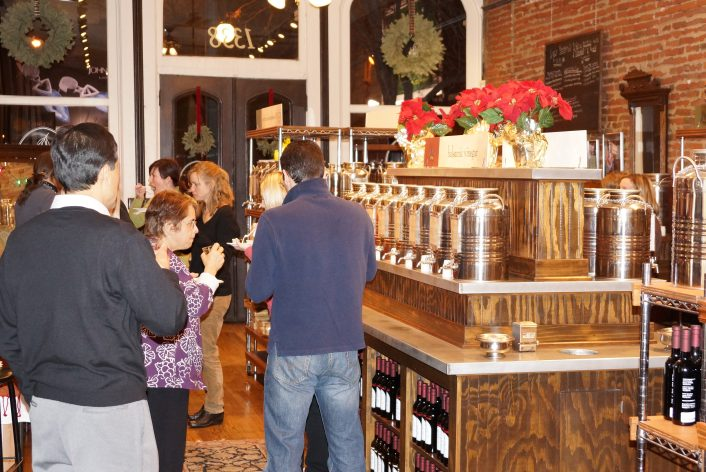 Private Olive Oil & Balsamic Tasting Events