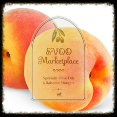 peach balsamic
