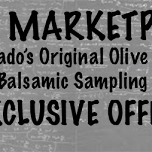 EVOO MARKETPLACE EXCLUSIVE OFFER-SOLD OUT!