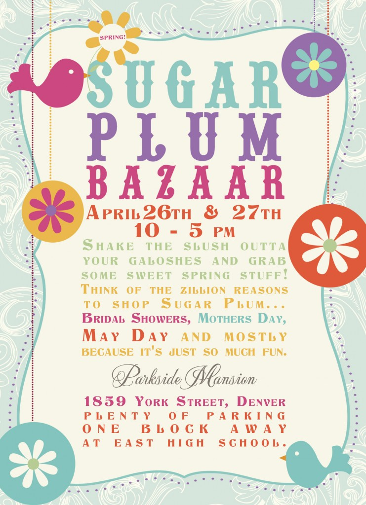 EVOO Marketplace at Sugar Plum Bazaar