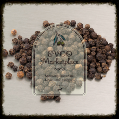 Madagascar Black Peppercorn Olive Oil